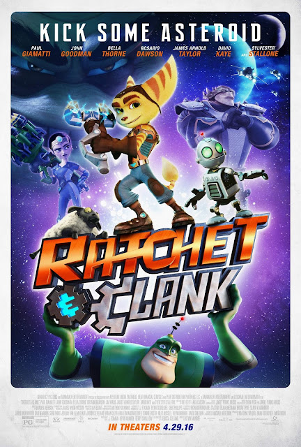 Ratchet and Clank Nuevo Poster
