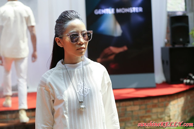 Gentle Monster Eyewear Malaysia, gentle monster fashion show, gentle monster showcase, gentle monster korea, gentle monster sunglasses, gentle monster glass, seen
