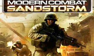 Modern Combat Sadstrom HD Mod Apk+Data Andreno Only