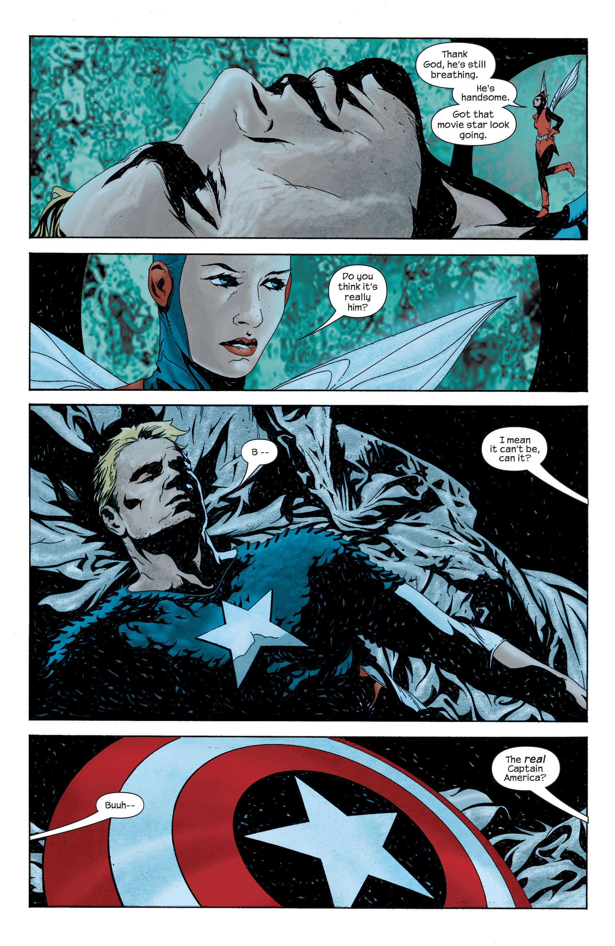 Captain America (2002) Issue #13 #14 - English 17