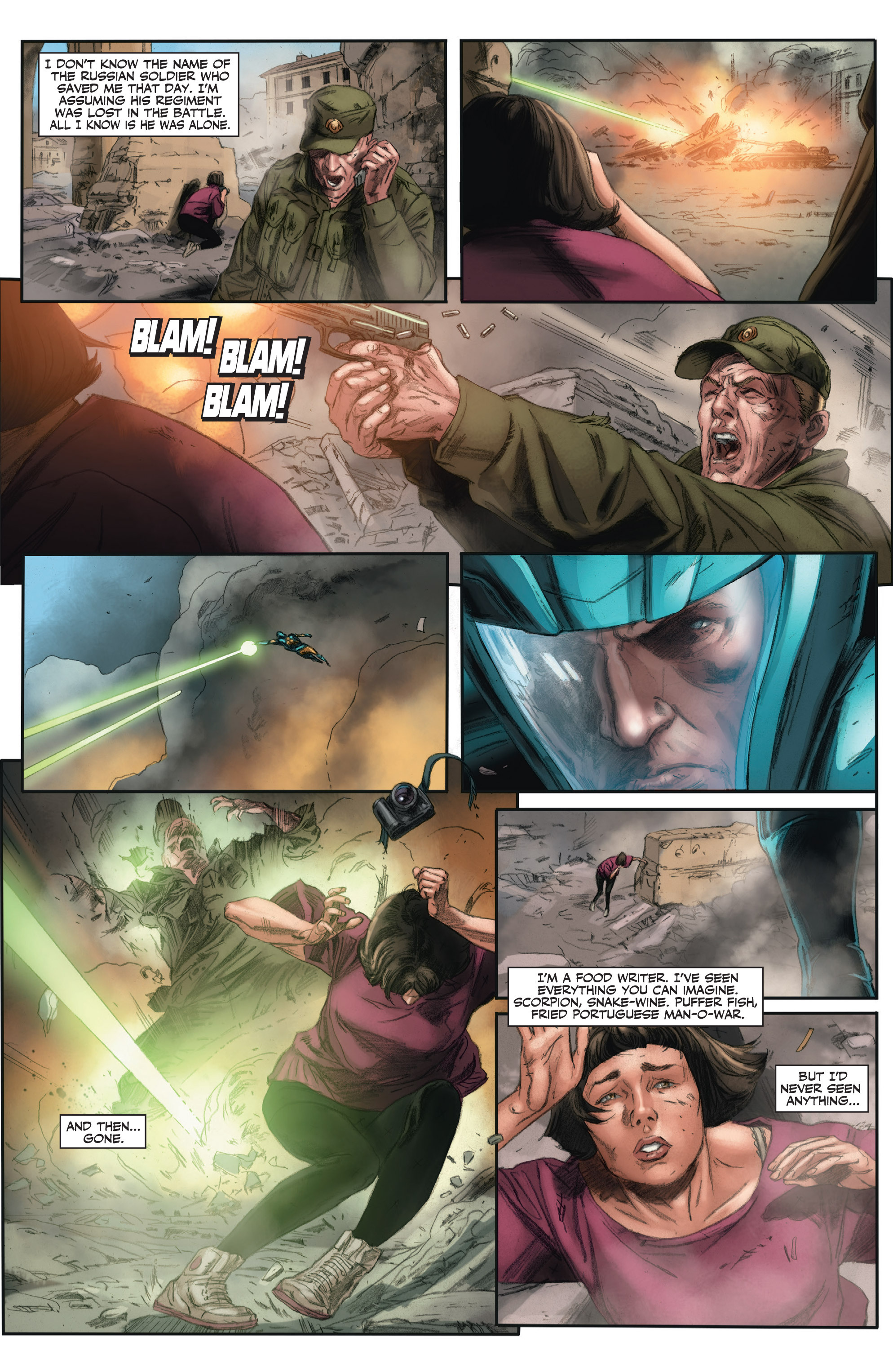 Read online Shadowman (2012) comic -  Issue #11 - 28