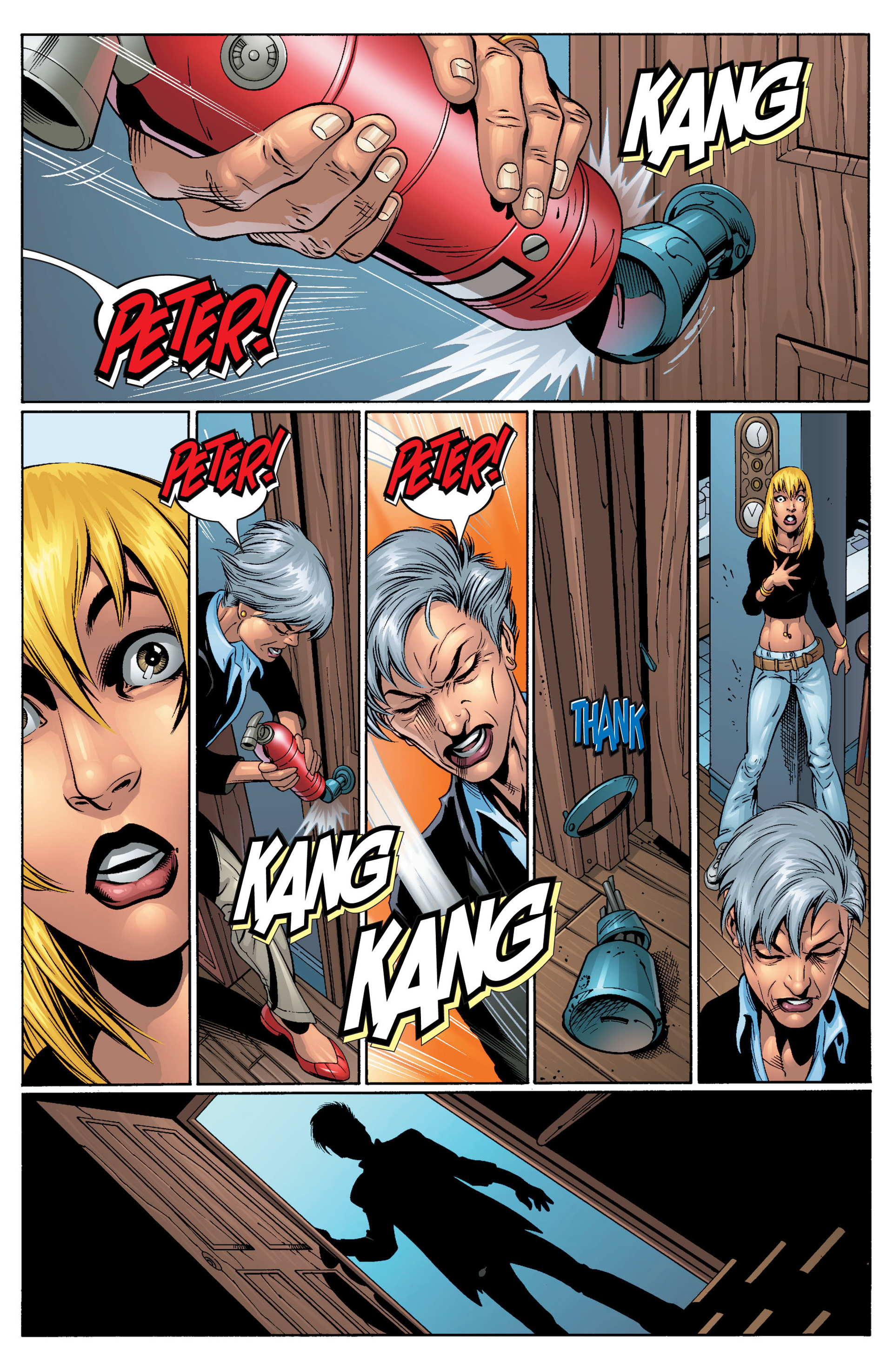 Read online Ultimate Spider-Man (2000) comic -  Issue #44 - 5
