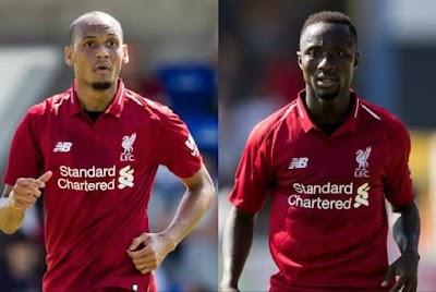 Daniel Sturridge: 'Keita Dan Fabinho Satu Penambahan Yang Sangat Baik Buat The Reds'