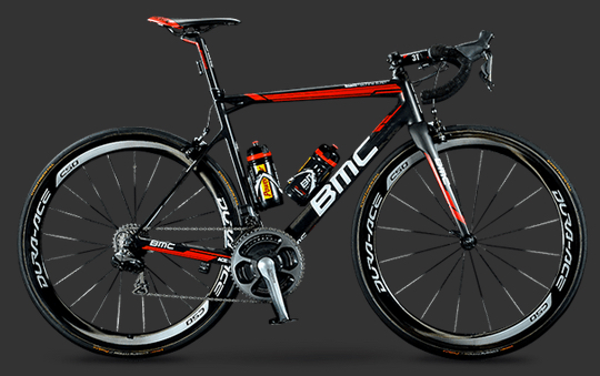 BMC team BMC Teammachine SLR01 Dura Ace Di2