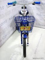 2 Sepeda Lipat Viva Nexus 16 Inci