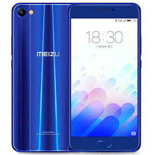 Meizu M3X: Με οθόνη 5.5″, επεξεργαστή Helio P20, τιμή 247 δολάρια