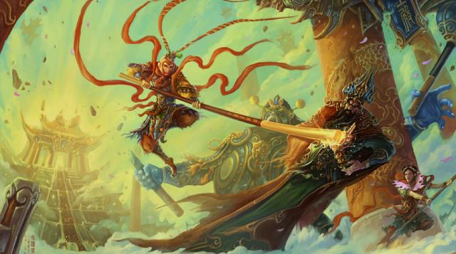 Mitologi Sun Wukong