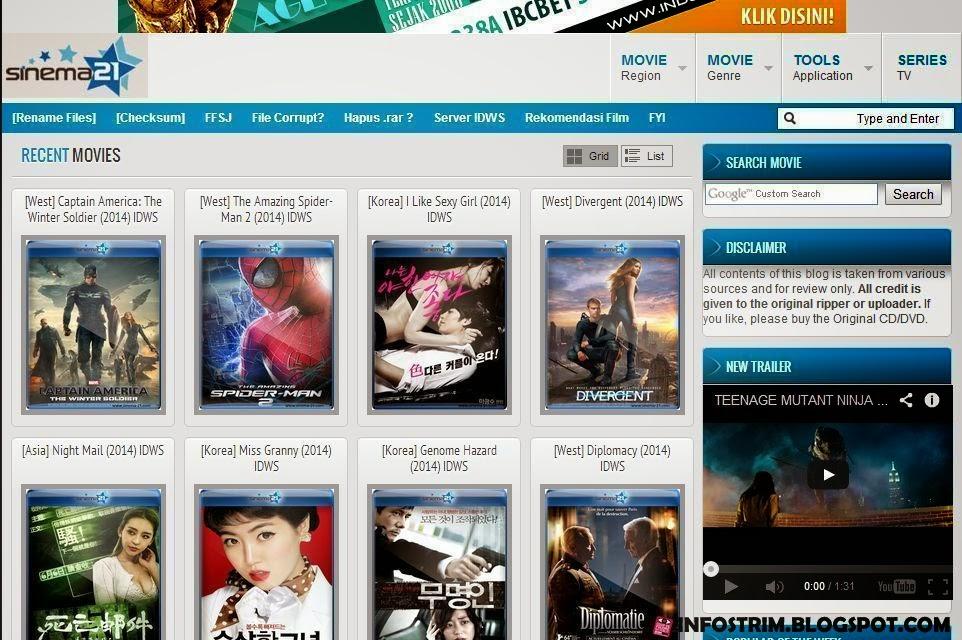 situs download film terbaik di dunia