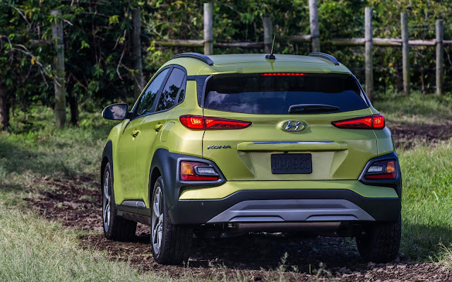 Hyundai Kona - USA
