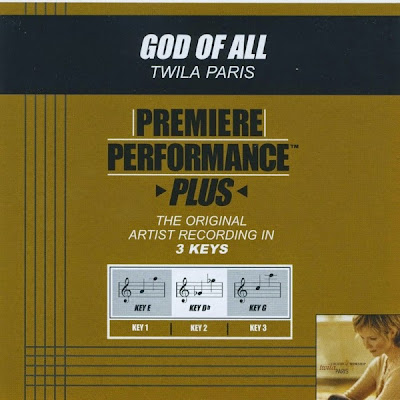 Twila Paris-Premiere Performance Plus-God Of All-