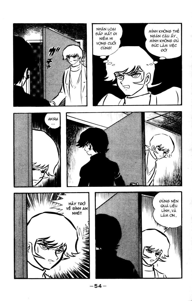 DevilMan chapter 18 trang 9