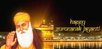 Happy Guru Nanak Jayanti Pic