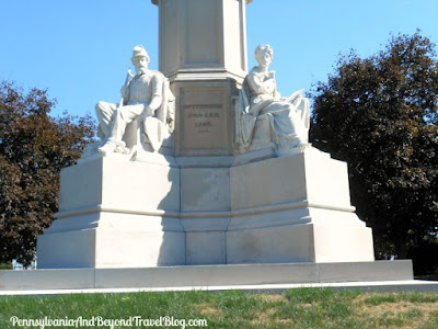 Gettysburg National Cemetery - Soldier's National Monument