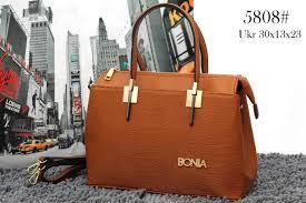 Model Tas Bonia Original Terbaru