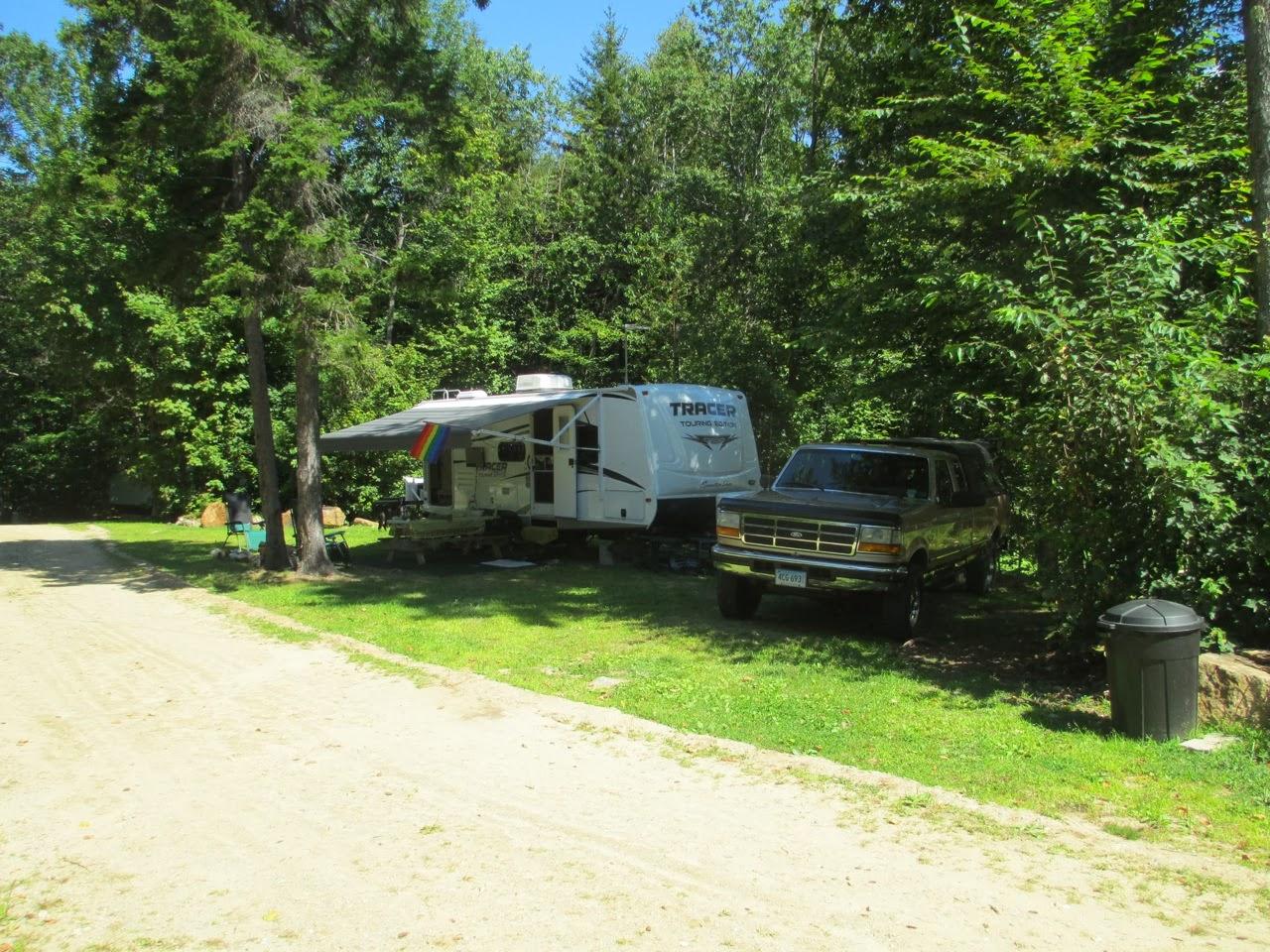 Joes hideaway campground