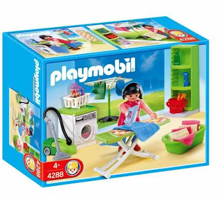 playmobil femme au foyer. Black Bedroom Furniture Sets. Home Design Ideas