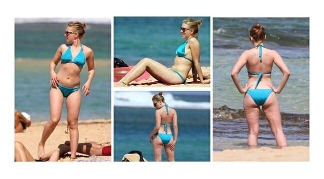 Scarlett Johansson hot cleavage photos