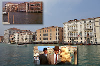 "Venedig, Station Salute, Location in ""From Russia With Love"" & ""Indiana Jones and the Last Crusade"""