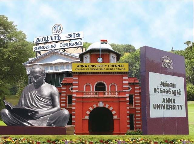 Anna University Nov/Dec Results 2018 - has been declared
