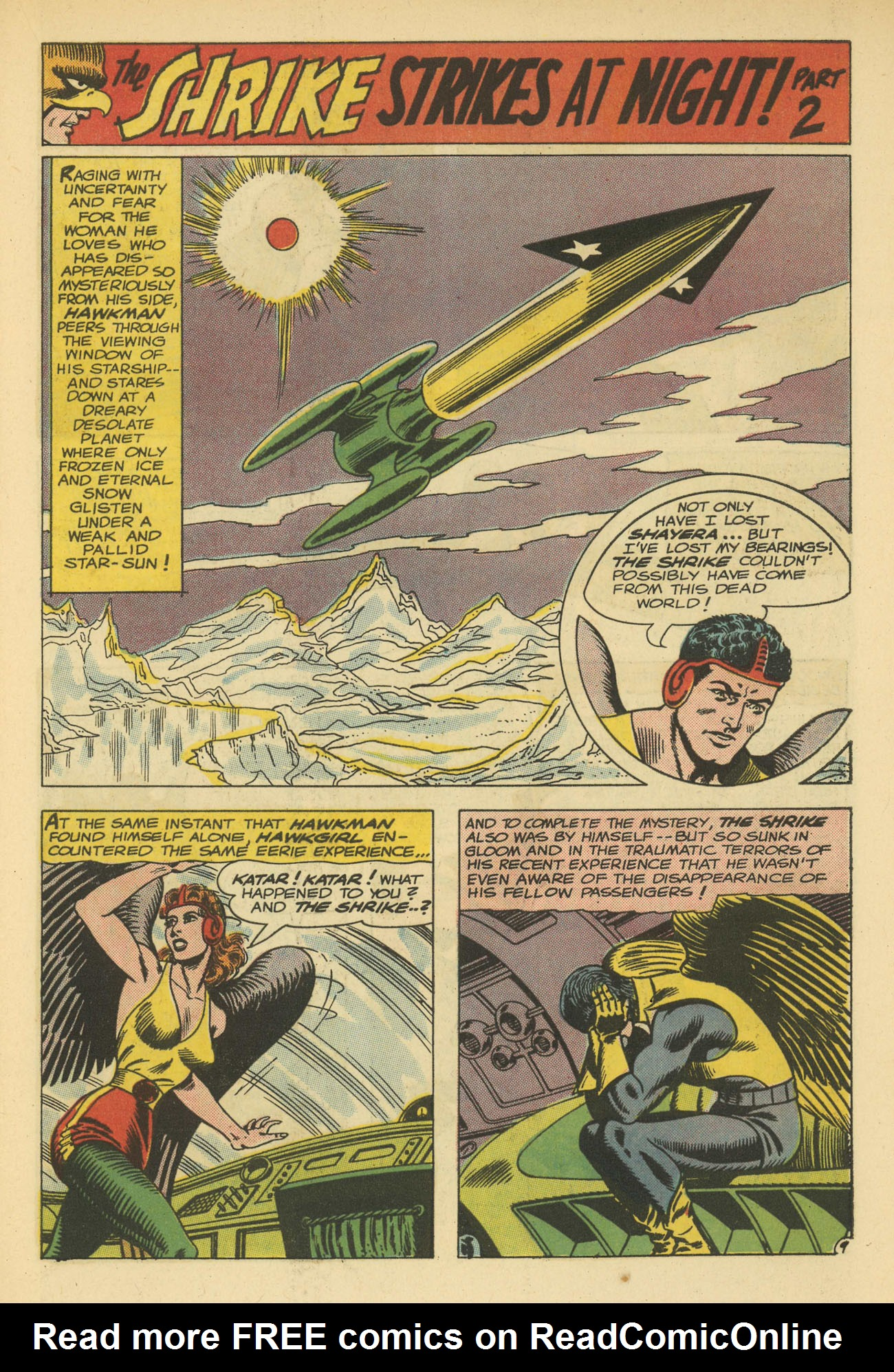 Hawkman (1964) issue 11 - Page 15