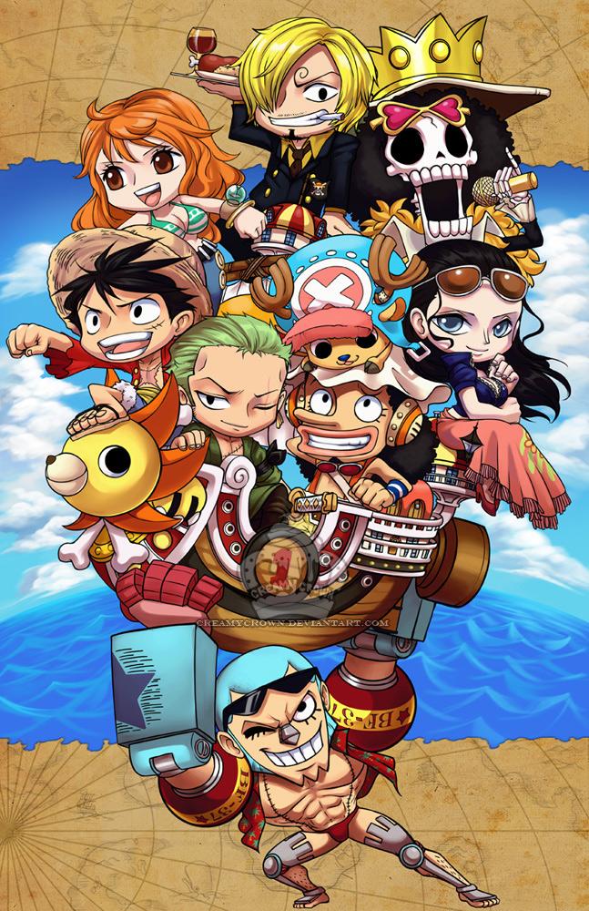 One Piece Chap 708 - Truyen.Chap.VN
