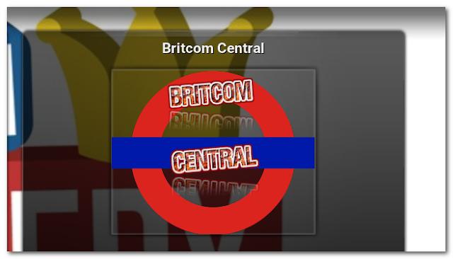 Britcom Central addon for British comedy