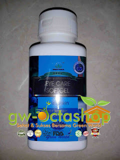 Green World Eye Care Softgel