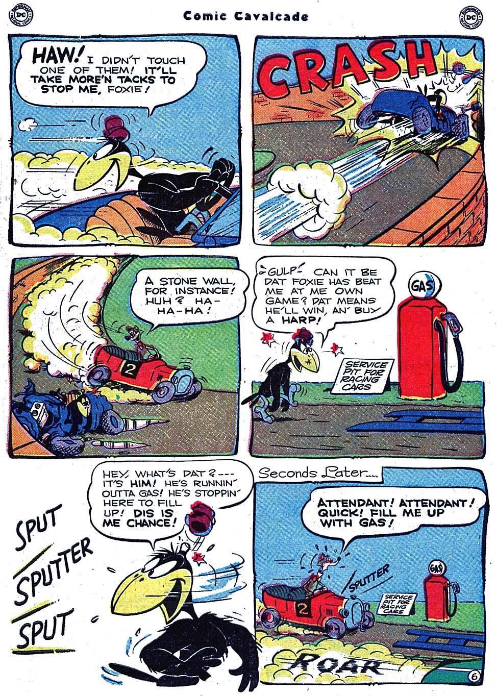 Comic Cavalcade issue 38 - Page 8
