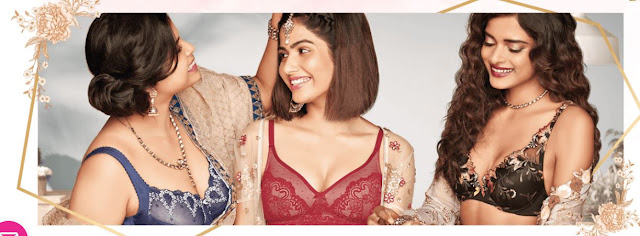 Shopping, Style and Us: India's Best Shopping and Self-Help Blog - #NotSponsored - Enamor - This Lingerie Brand in India Is One Of The Best!