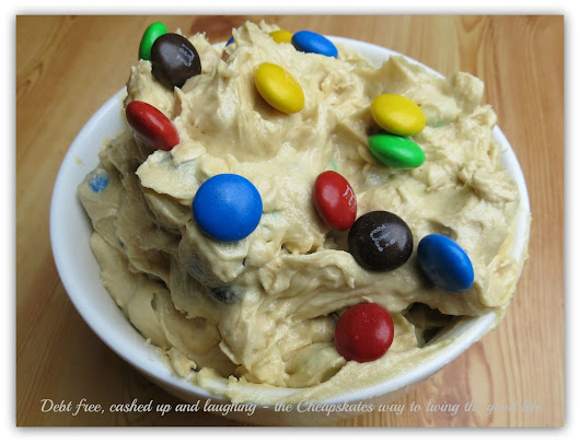 You've Gotta Try this Cookie Dough Dip