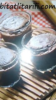 cikolatali sufle