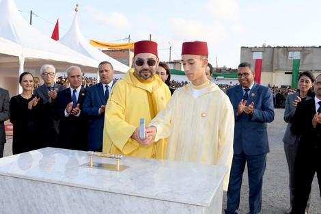 زيارة الملك محمد السادس للبيضاء تستنفر مسؤوليها