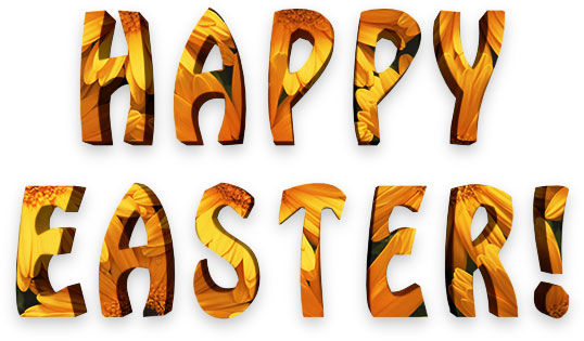 Happy Easter SMS for Friends and Family
