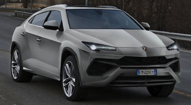 2018 Lamborghini Urus Review Design Release Date Price And Specs