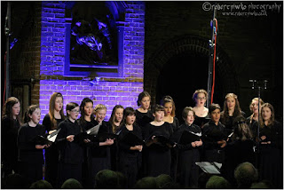 Lucrezia Borgia's Daughter @ St Bartholomew's Church, Brighton -  Brighton Festival Youth Choir - photo Robert Piwko