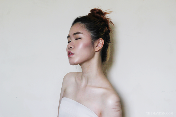 Brunei Blogger May Cho The Mayden Fashion Style Beauty Glowy Makeup Dewy Skin Editorial