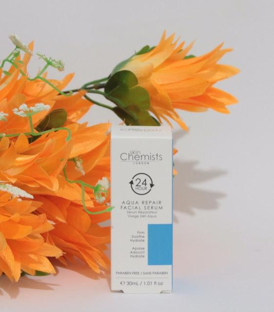 serum facial aqua repair 24 hour