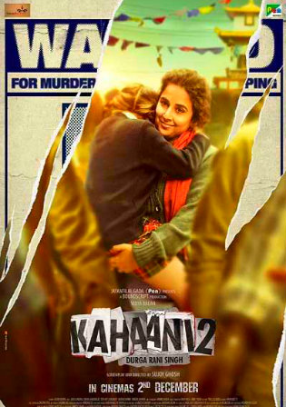 Kahaani 2 2016 Full Hindi Movie Download DVDRip 400Mb