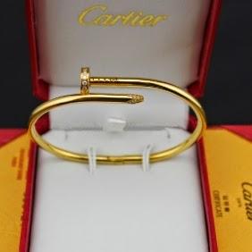 My Replica Cartier Juste Un Clou Fashion Charm Bracelet