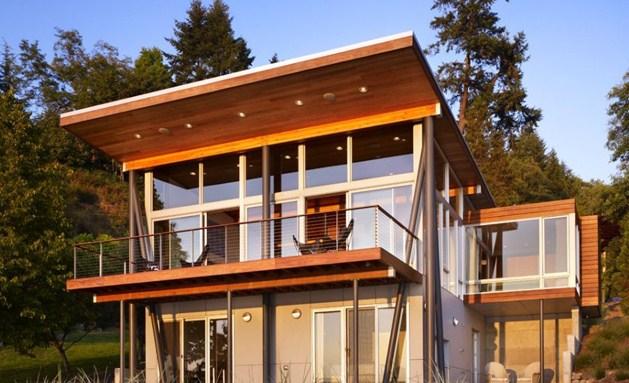 Bahan Kayu untuk Model Rumah Minimalis Terbaru Tahun Ini