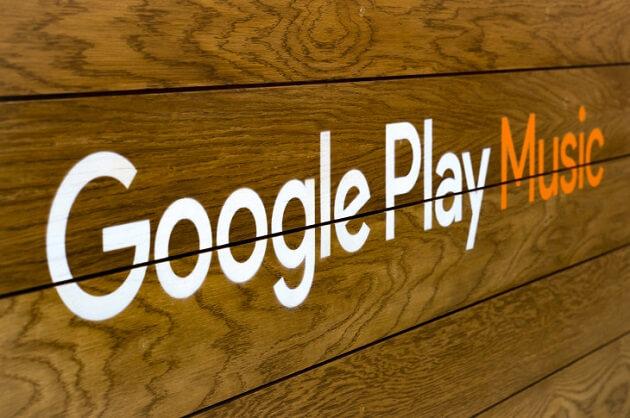 موسيقى جوجل بلاي