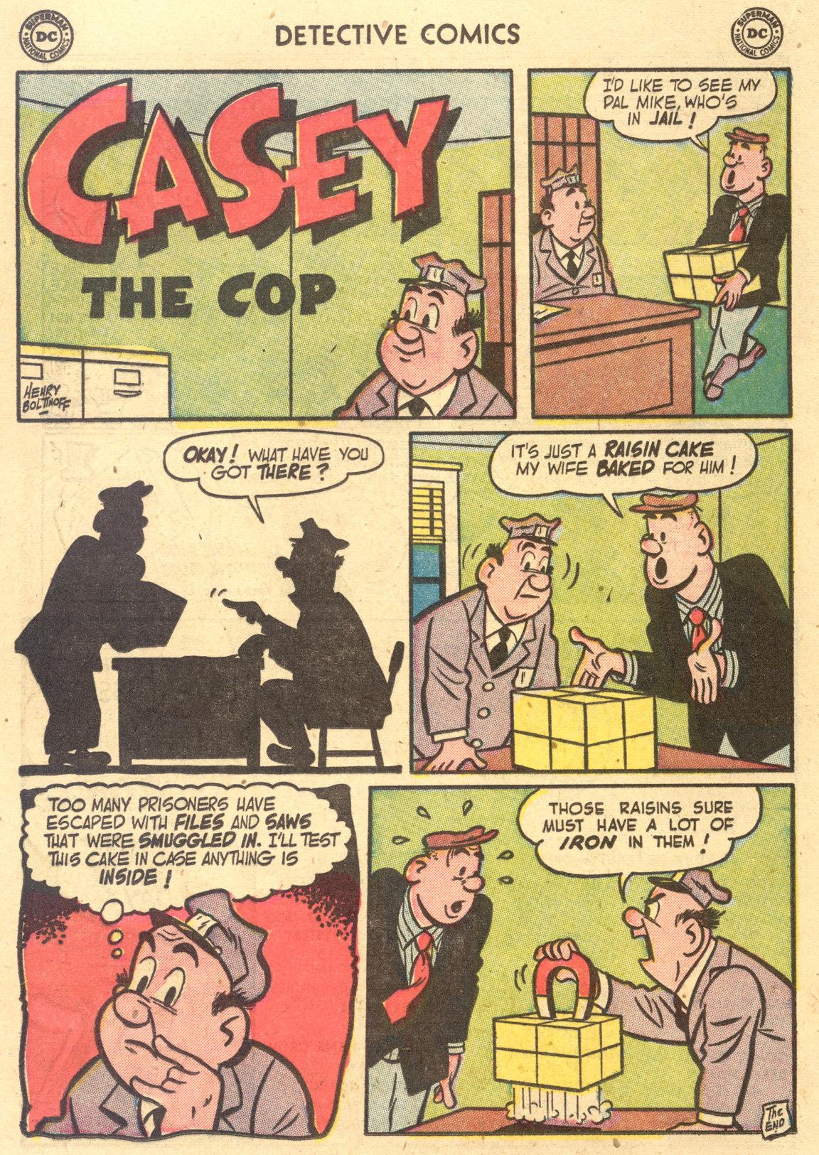 Read online Detective Comics (1937) comic -  Issue #194 - 24