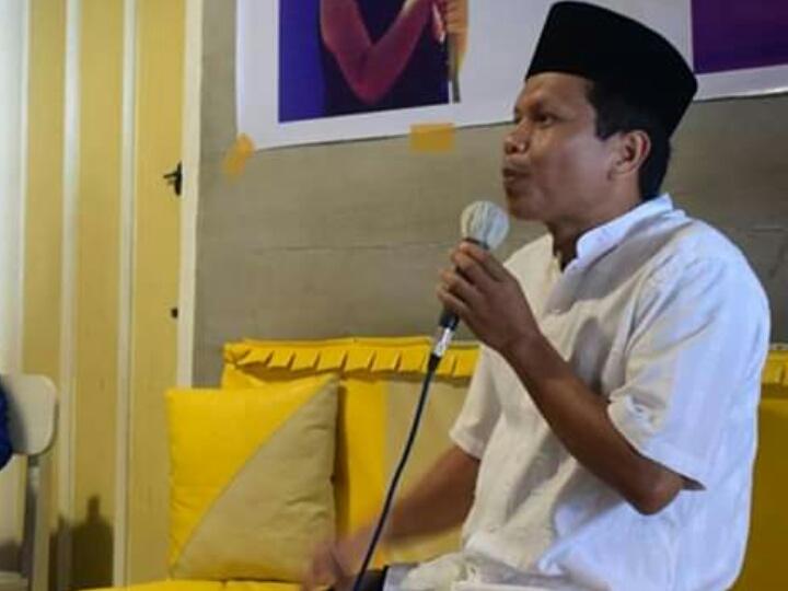 Caleg Partai Keadilan Sejahtera (PKS) untuk DPR RI dari Dapil II sumut, Khoiruddin Rambe S.Sos