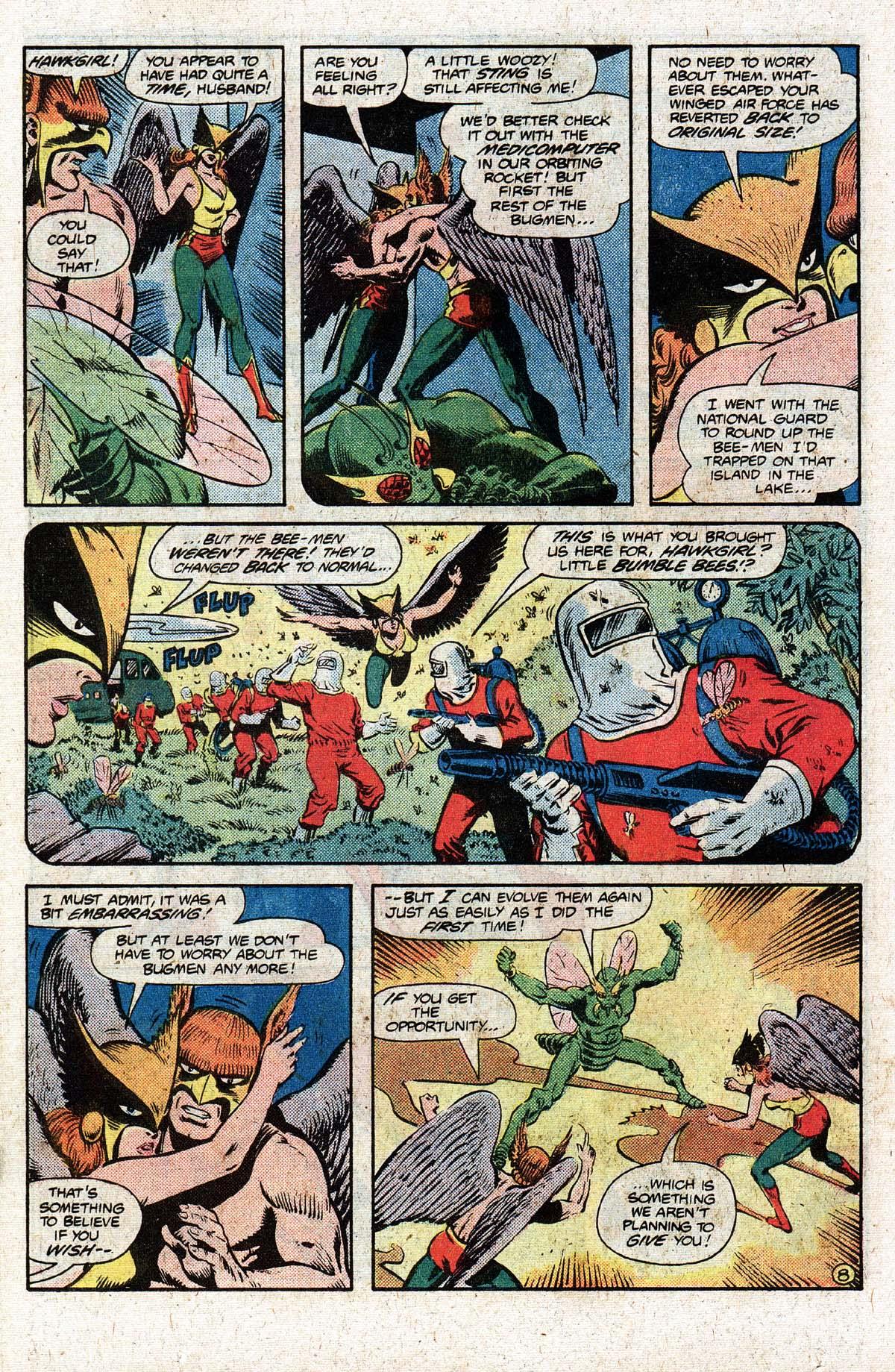 Read online World's Finest Comics comic -  Issue #268 - 42