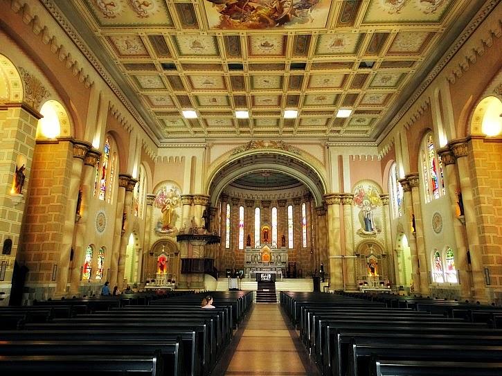 Igreja Matriz do Santíssimo Sacramento, Itajaí