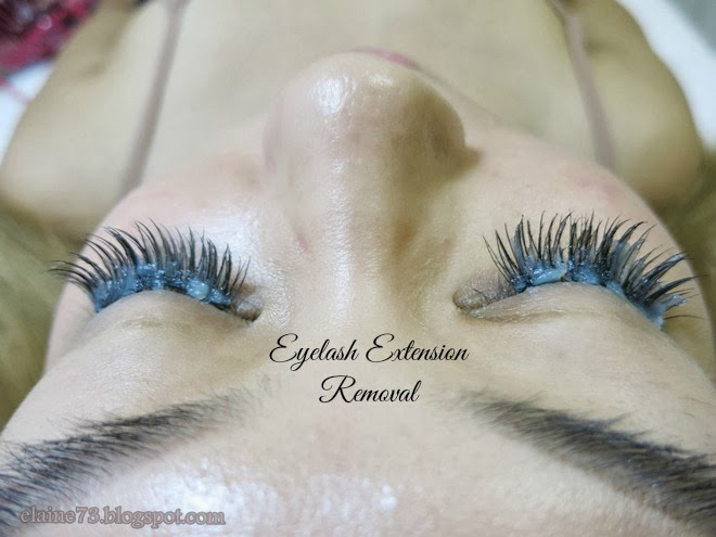 My Eyelash Extensions At Millys Ribbons Rainbows And Pixiedust