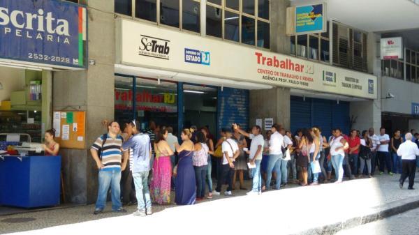 Estado do Rio de Janeiro anuncia abertura de 1.286 vagas em todo estado