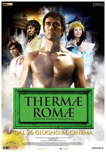 Thermae Romae (2012) ταινιες online seires oipeirates greek subs