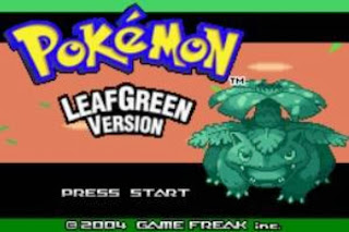 Download Pokemon : Leaf Green - For GBA