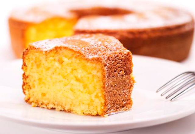 Receta Torta Sin Huevos Ni Mantequilla